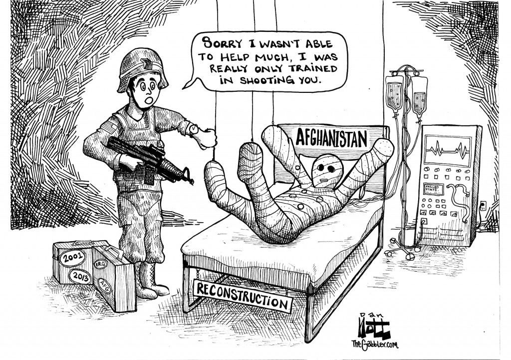 Afghan Reconstruction