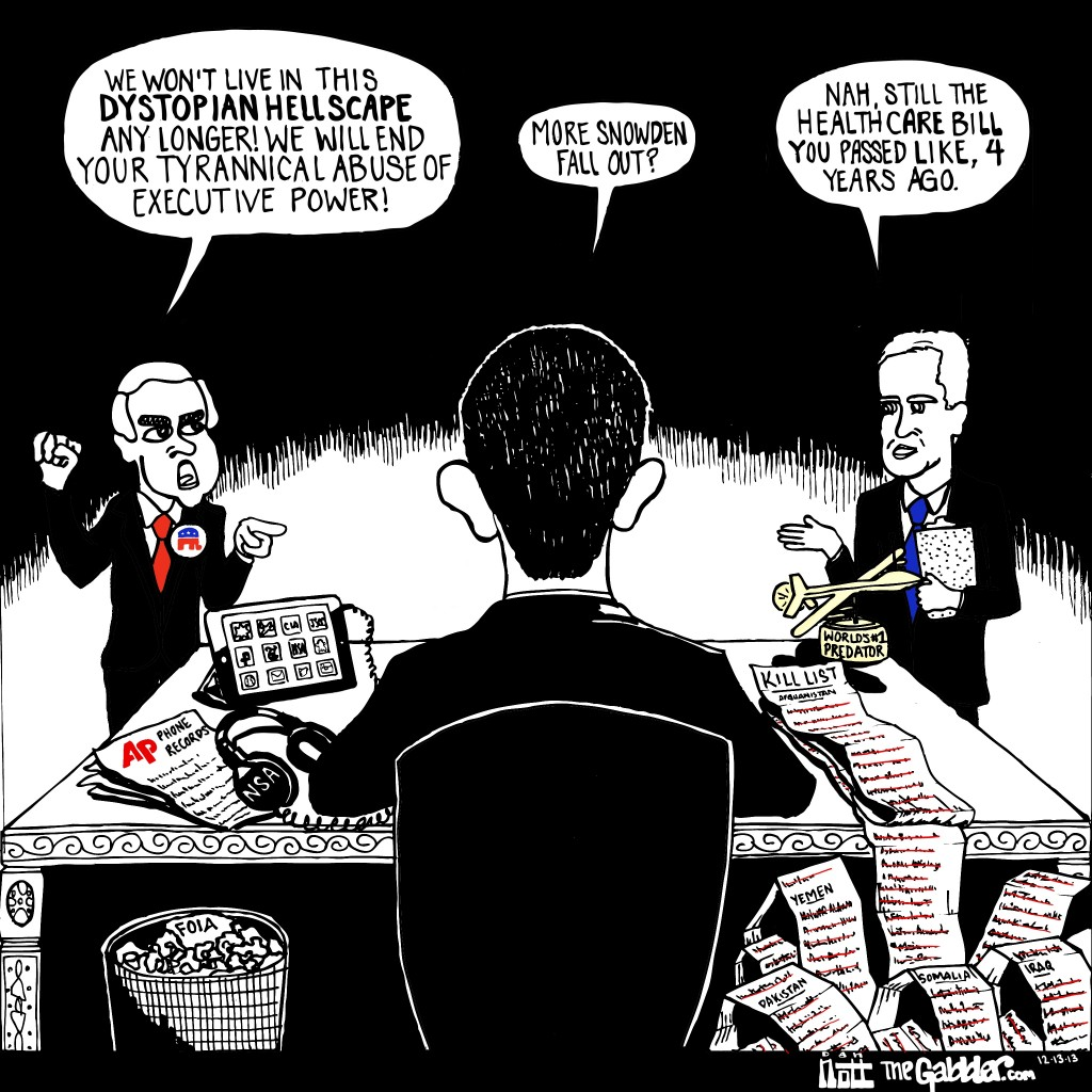 Obama Tyranny
