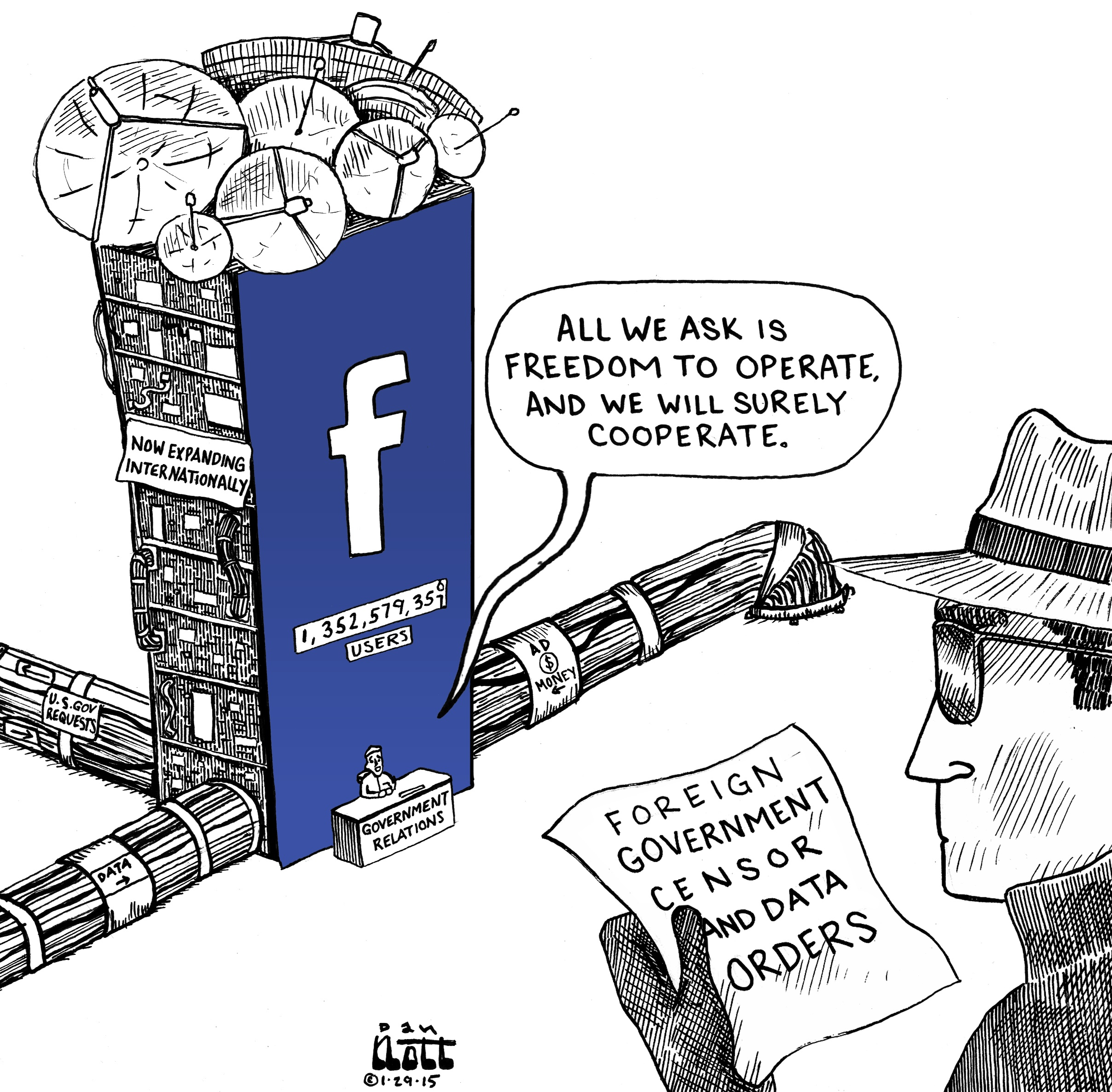 Facebook Government Final