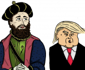 Donald Trump vs. Vasco da Gama: A Meditation on Ignorance and Hot Explorers